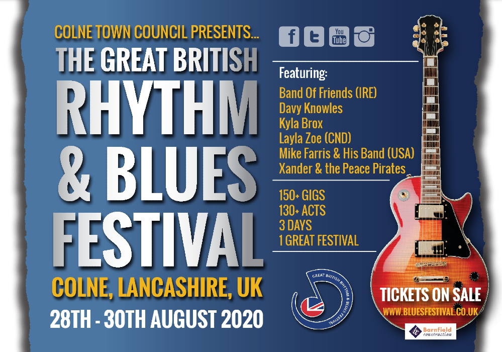 Colne Blues Festival