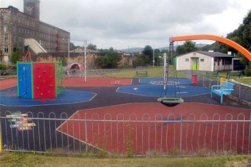 Playground Tender