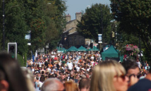 Events in Colne