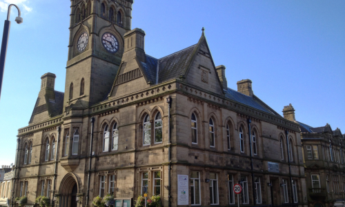 Colne Town Hall