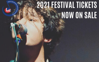 Tickets for the 2021 Great British Rhythm & Blues Festival on sale now!