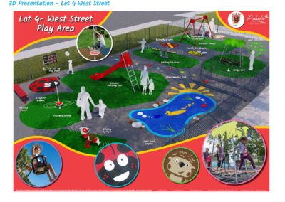 West Street Play Area Colne