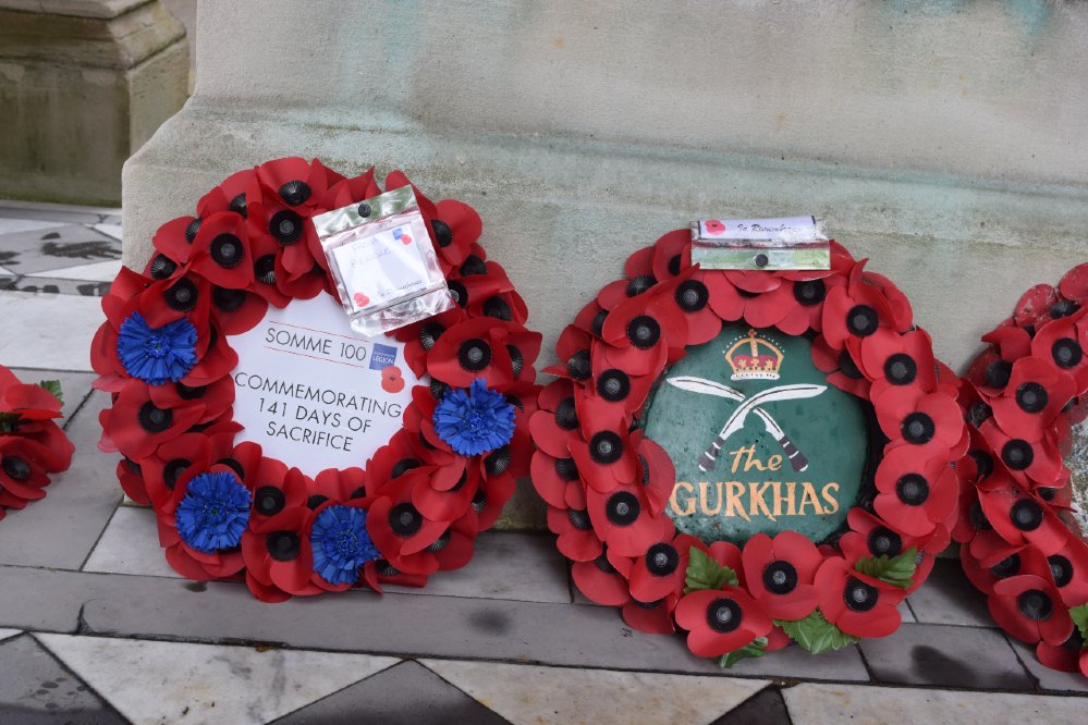 Colne Remembrance Sunday Commemoration 2020: To Be Online