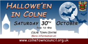Halloween in Colne 2021