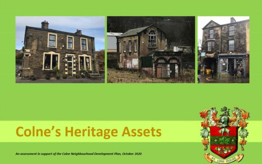 Neighbourhood Plan Heritage