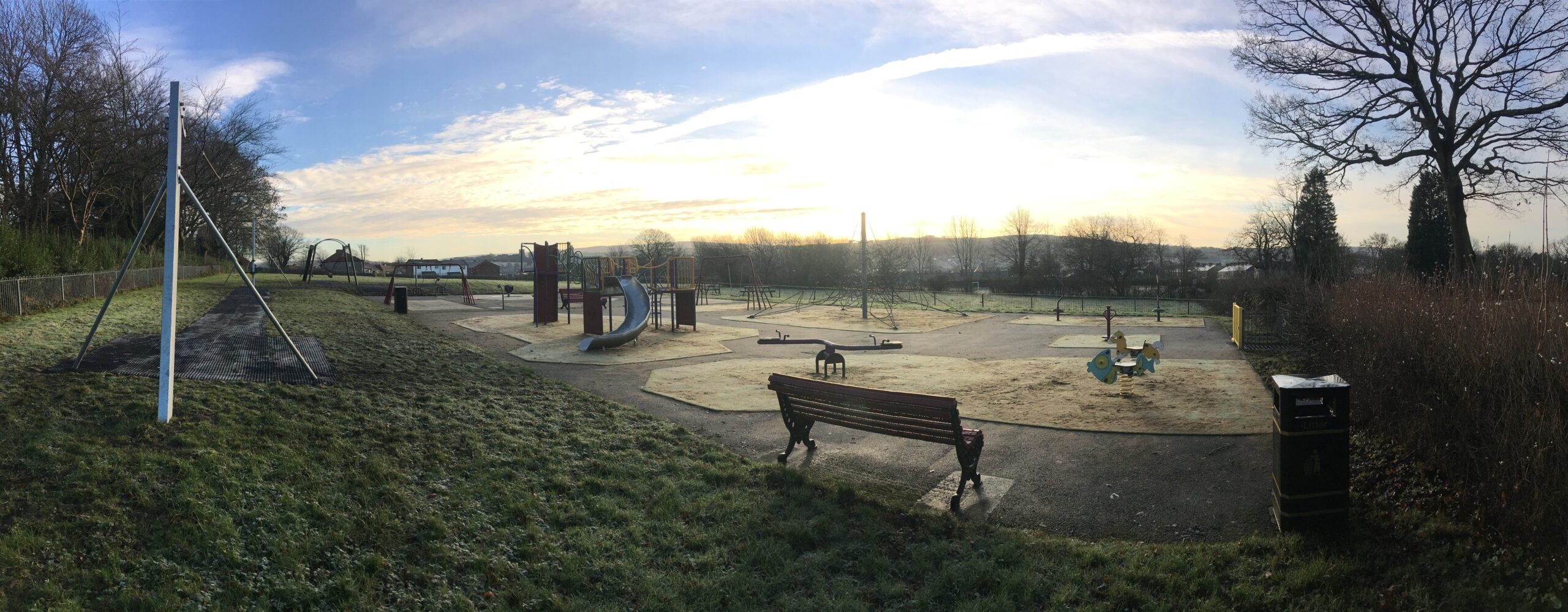 Alkincoats Playground