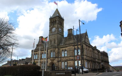 Colne Town Council pay tribute following the Death of Prince Philip