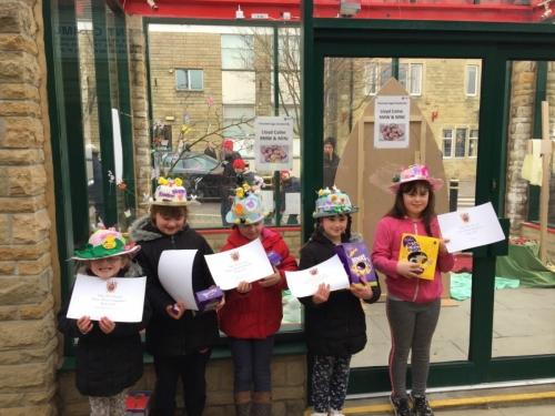 Easter-Bonnet-prizewinners